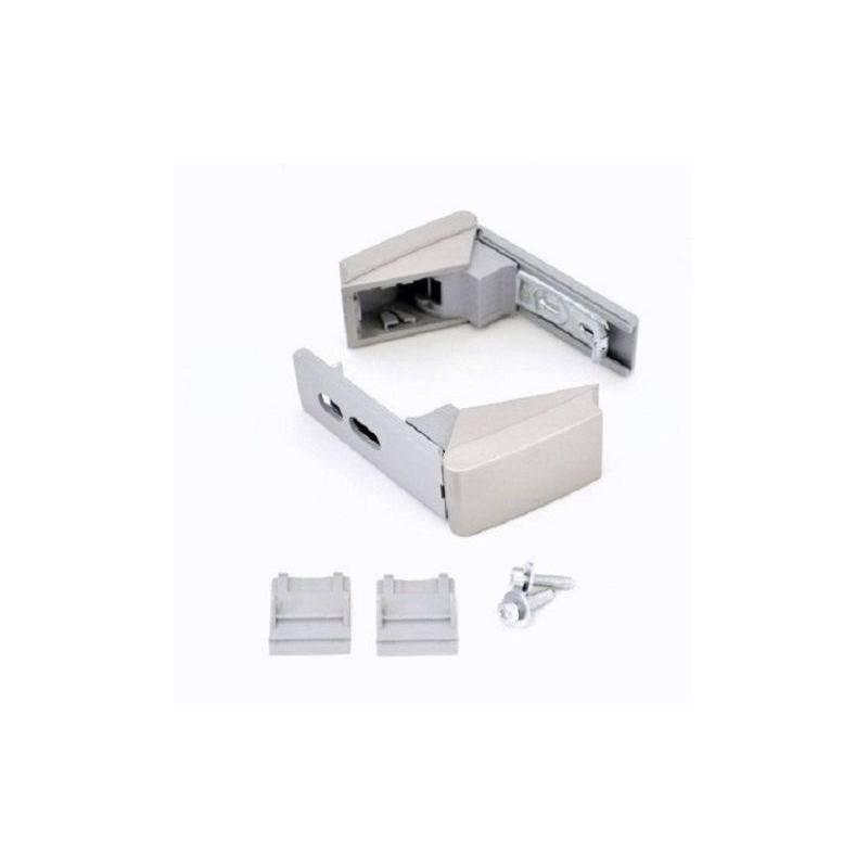 liebherr ricambi frigorifero  Kit Cerniere Maniglia Frigo Liebherr 959017800 Di.Gi.T. Service